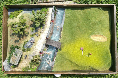 Golf Diorama - Machegioia