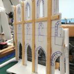 Viking Memories #machegioia #diorama #dioramaset #modelism #miniature #scalemodels #dioramacreators #plastico #xpsfoam #foamcutting #terrainbuilding #proxxon #dndbuilding #dndart #dndartwork #scalemodels #scratchbuild #modpodge #churchruins #ancient #ancientchurch #thisweekindioramas #minimondi #vikingmemories