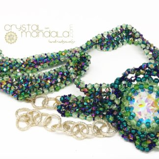Crystal-Mandala Gioielli