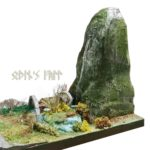 Odin's Fall Diorama - Pagan Scenery