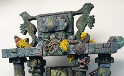 Thetis'Throne. Θέτις θέα τής θάλασσας Diorama Oceano - #machegioia