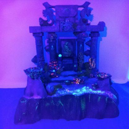 Thetis'Throne. Θέτις θέα τής θάλασσας Diorama Oceano